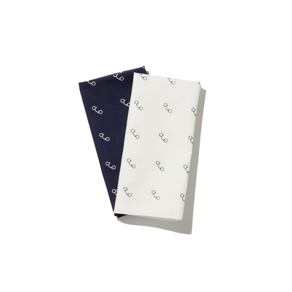 Chad Prom Symbol  Pocket square