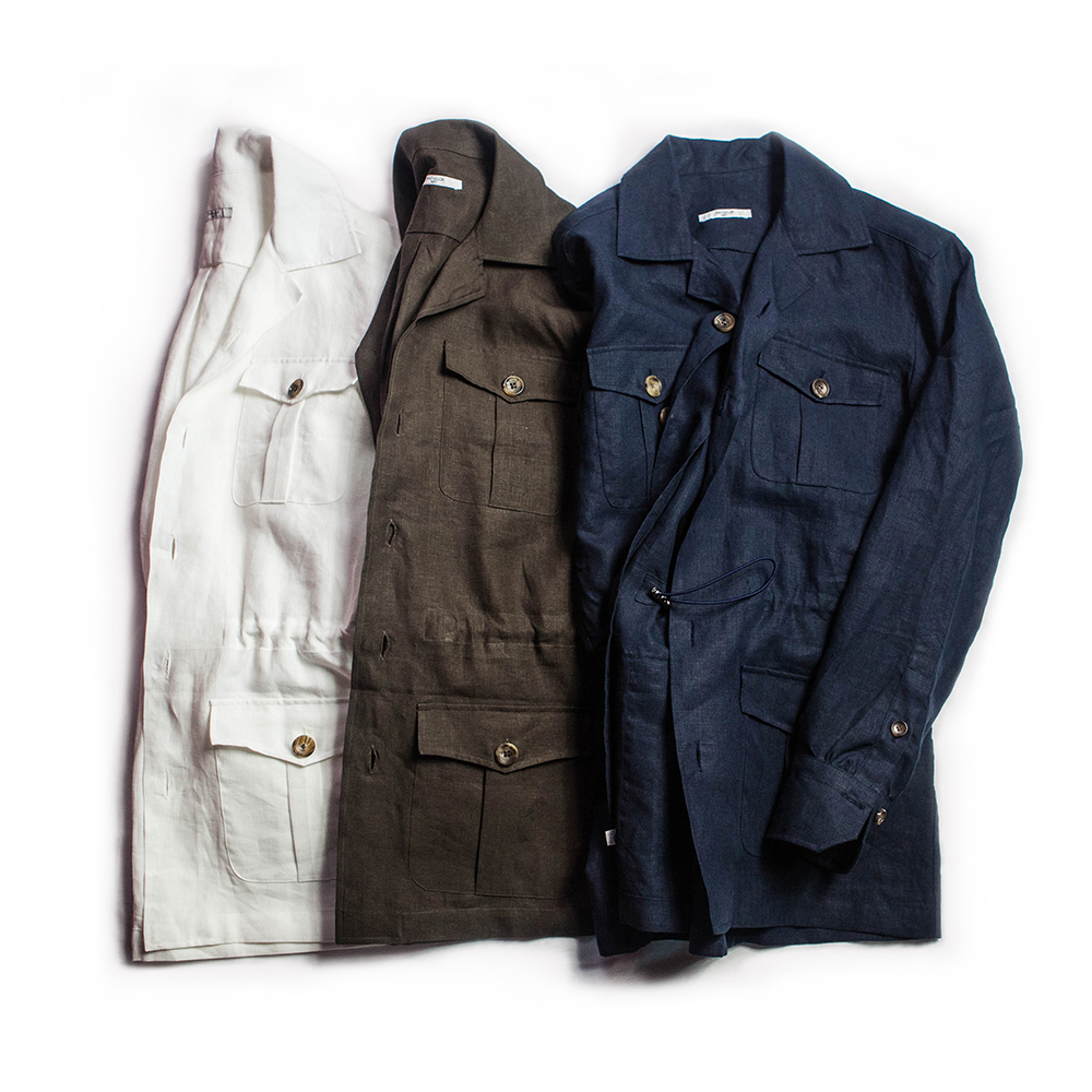 B & TAILOR Safari Jacket