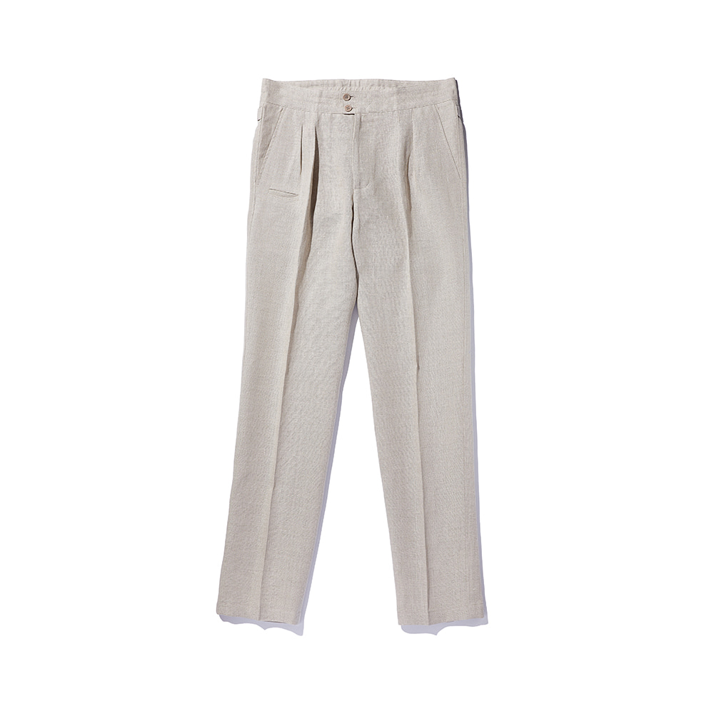 Ver.3 Chad Prom Linen Comfy Pants Sand