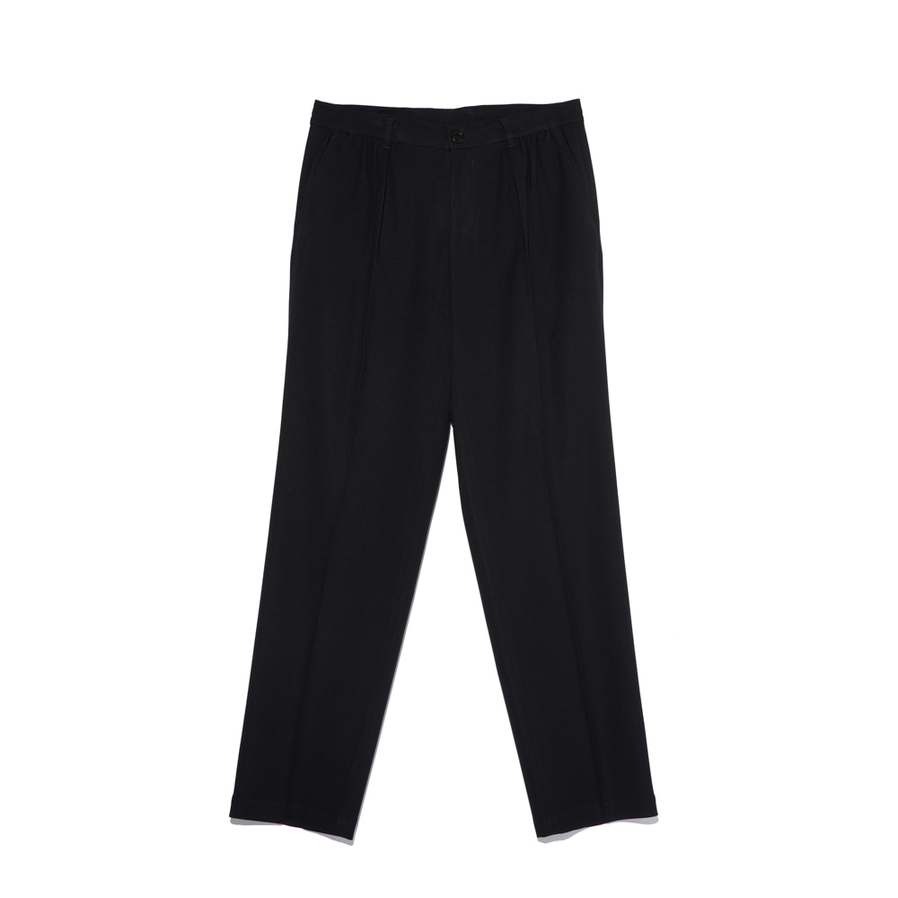 """Shirring Pants"" Black"