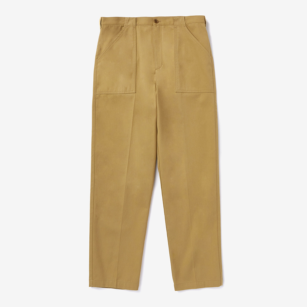 Chadprom Fatigue pants- beige