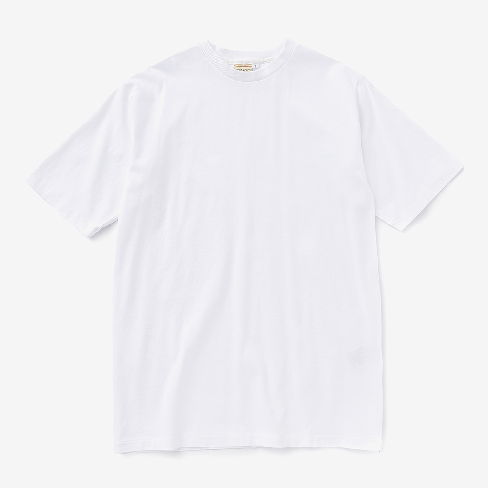 Chadprom 1/2 T-shirt- Ivory