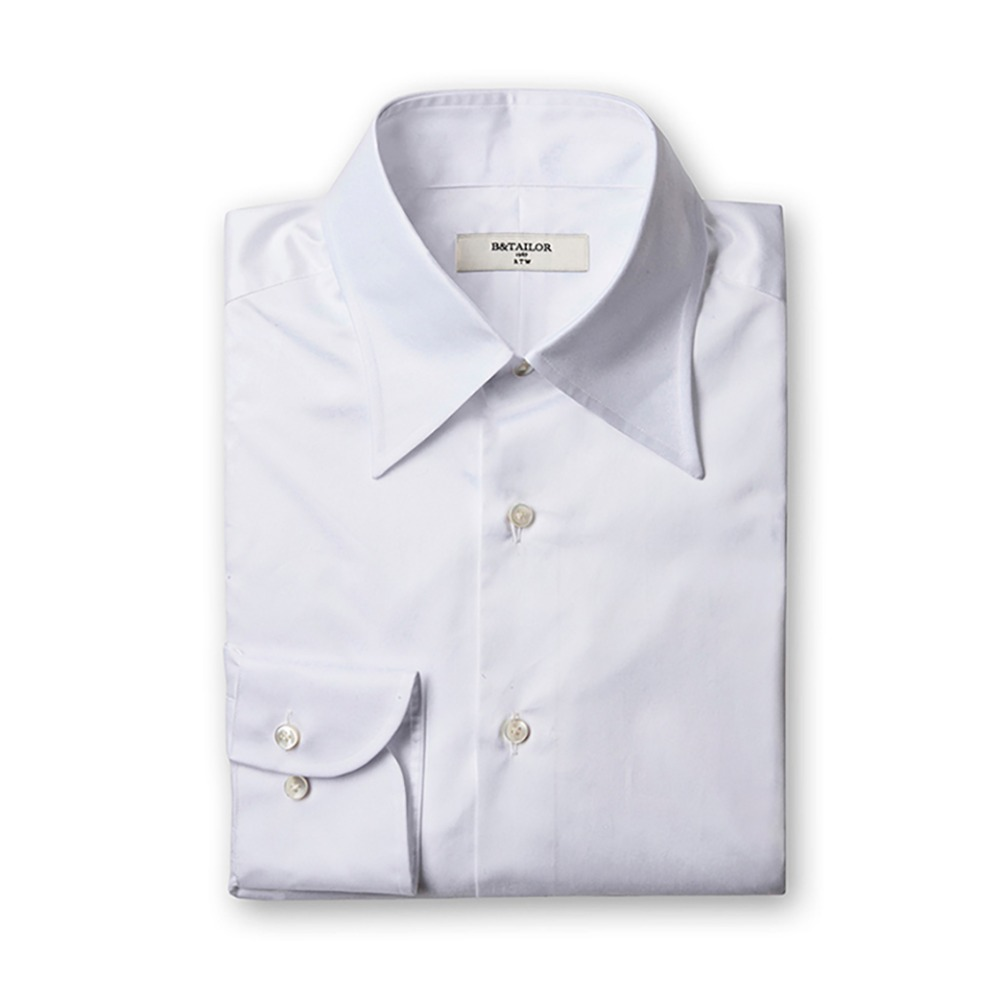B&TAILOR RTW White dress shirt