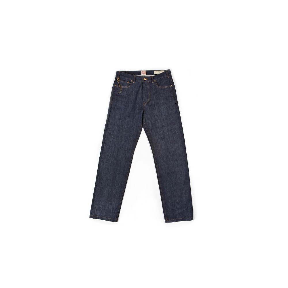"Chad Prom Jeans Ver.9 ""Raw Selvedge Jeans"""