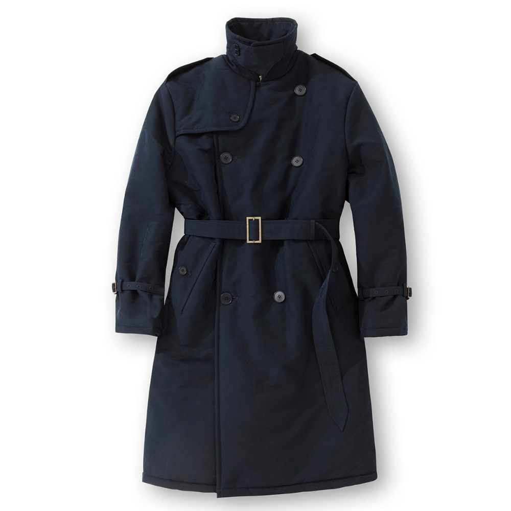 Trench Padding - Navy