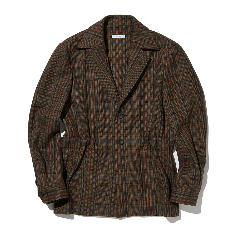 "B&TAILOR ""S JACKET"" BROWN"