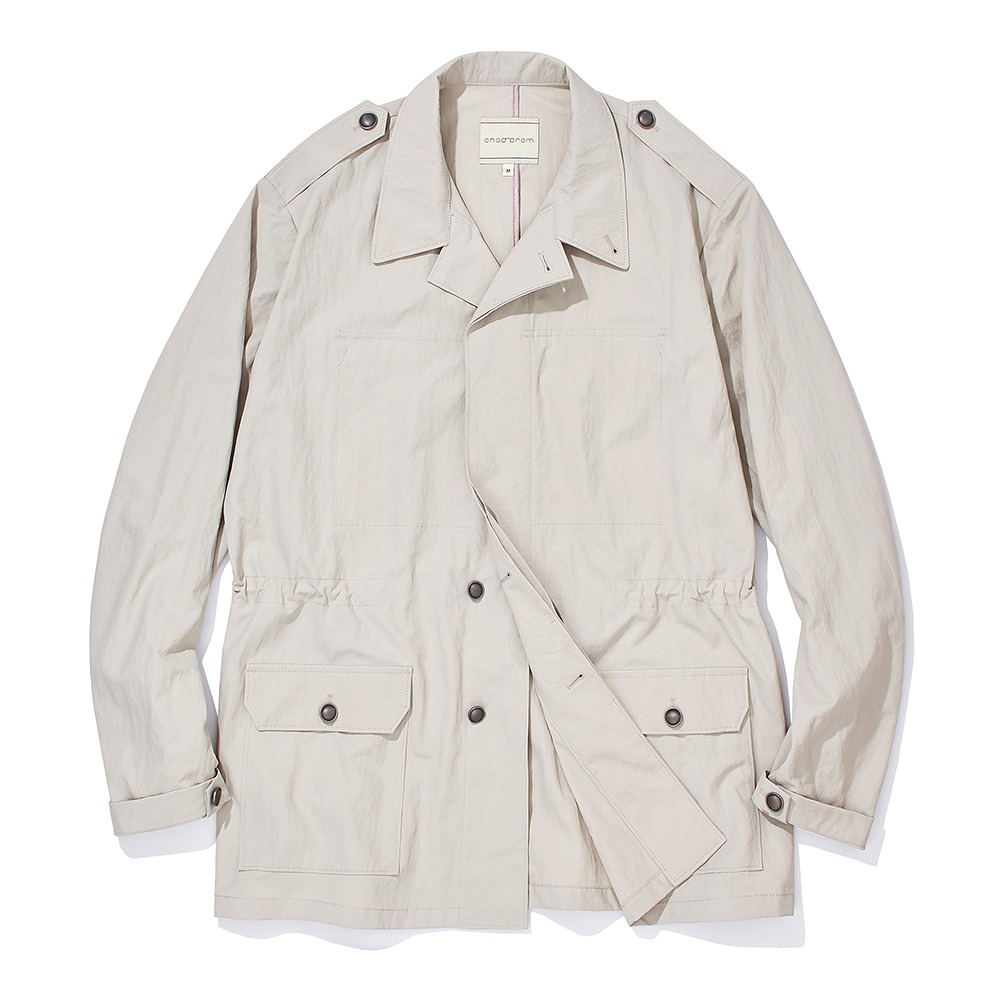 M85 Field Jacket - Cream